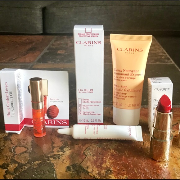 Clarins Other - Clarins Beauty Bundle